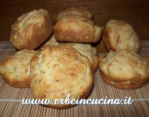 Caraway muffins