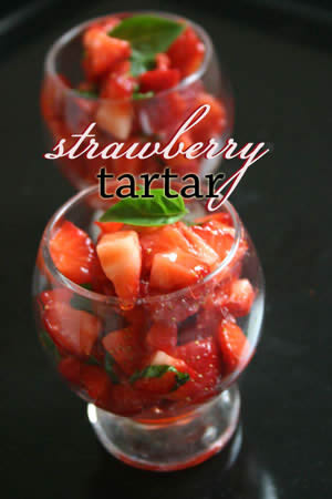 Strawberry Tartar