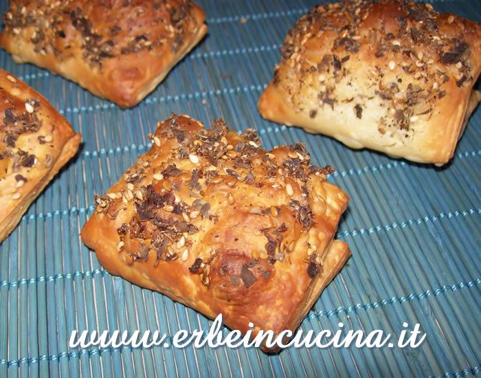 Manakish Zaatar (pizza araba)
