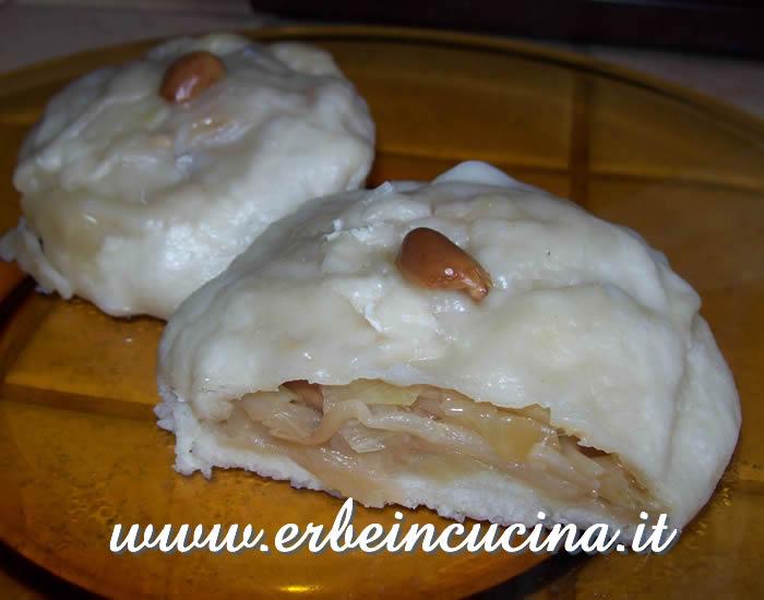 Erbe in cucina ricetta bao cinesi al vapore - Cucina a vapore ricette ...