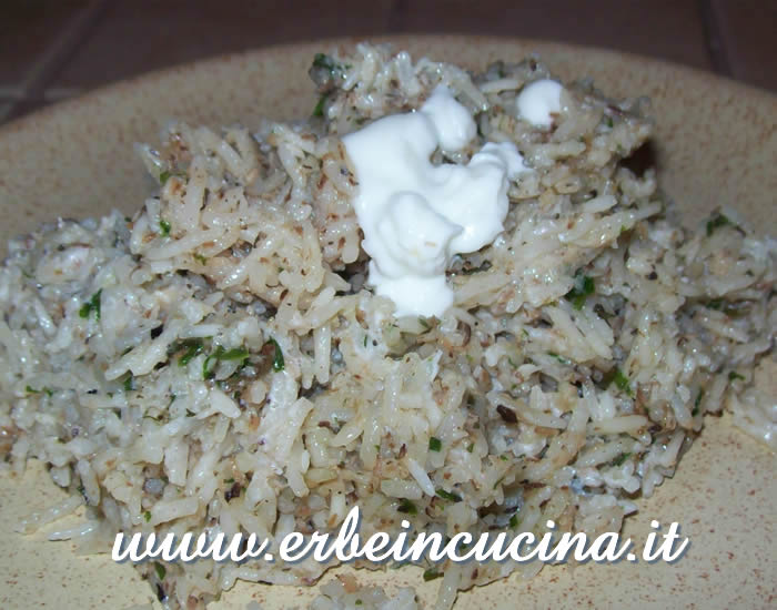 Basmati Rice with Coconut and Coriander