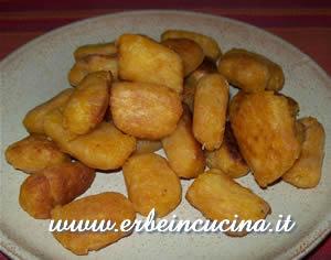 gnocchi di zucca fritti