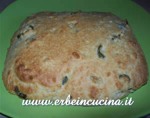 Mandioc Bread with Jalapeno