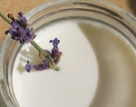 Yogurt alla lavanda